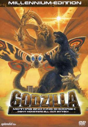Годзилла, Мотра, Кинг Гидора: Монстры атакуют (2001)