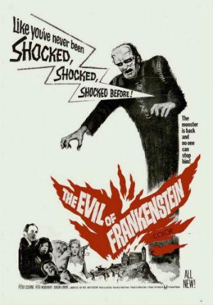 Грех Франкенштейна (1964)