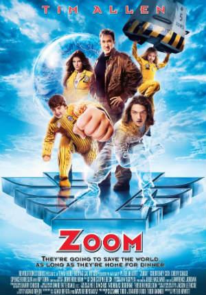 Капитан Зум: Академия супергероев (2006)