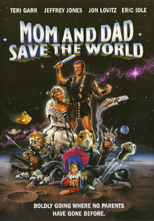 Мама и папа, спасите мир! (1992)