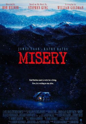 Мизери (1990)