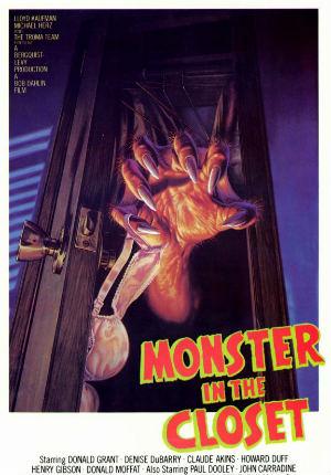 Монстр из шкафа (1986)