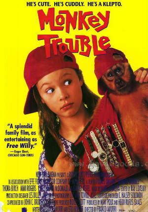 Неприятности с обезьянкой (1994)