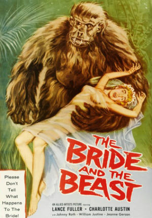 Невеста и чудовище (1958)