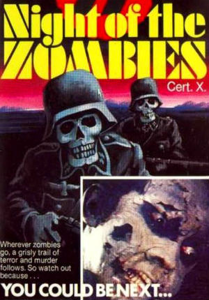 Ночь зомби (1981)