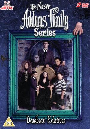 Новая семейка Аддамс (1998)