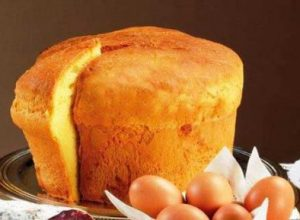 Пасхальные куличи «Заварной» и «Святое воскресение»
