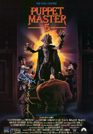 Повелитель кукол 5: Последняя глава (1994)