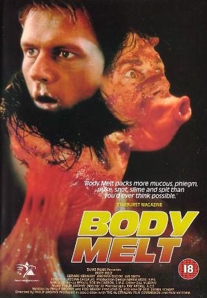 Расплавленное тело (1993)