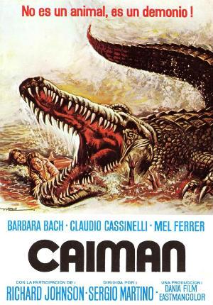 Река большого крокодила (1979)