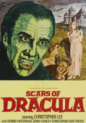 Шрамы Дракулы (1970)