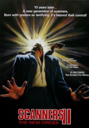 Сканнеры 2: Новый порядок (1990)