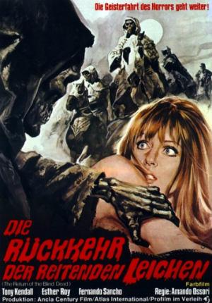 Слепые мертвецы 2: Возвращение слепых мертвецов (1973)