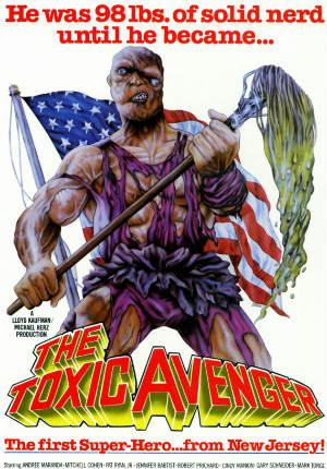 Токсичный мститель (1985)