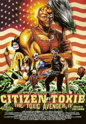 Токсичный мститель 4 (2001)