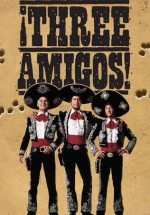 Три амигос! (1986)
