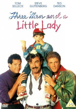 Трое мужчин и маленькая леди (1990)