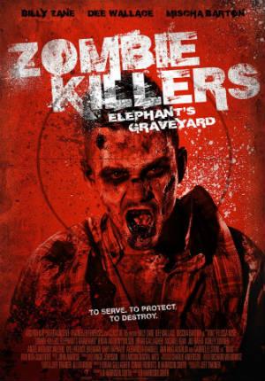 Убийцы зомби: Кладбище слонов (2015)