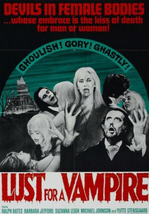 Влечение к вампиру (1971)