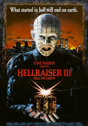 Восставший из ада 3: Ад на Земле (1992)