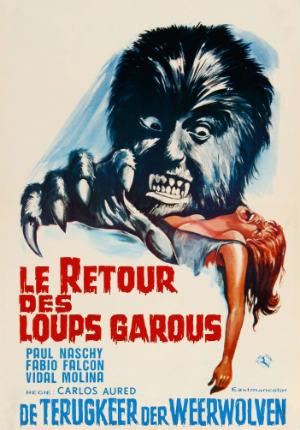 Возвращение оборотня (1973)