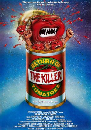 Возвращение помидоров-убийц (1988)