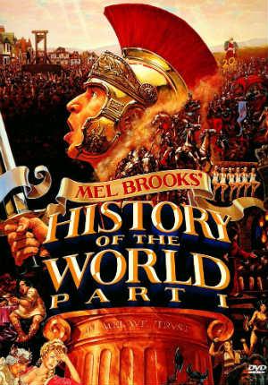 Всемирная история, часть 1 (1981)