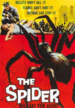 Земля против паука (1958)