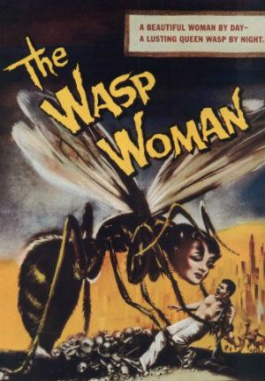Женщина-оса (1959)