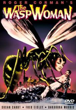 Женщина-оса (1995)