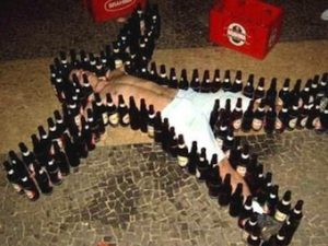Риск незащищенного секса повышается с приемом алкоголя