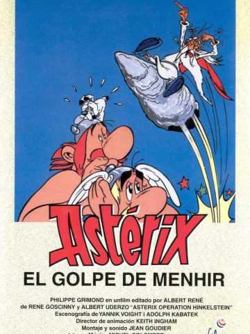 Большой бой Астерикса (1989)