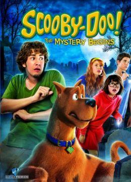 Скуби-Ду 3: Тайна начинается (2009)