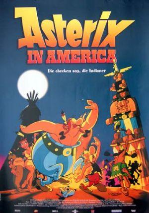 Астерикс завоёвывает Америку (1994)