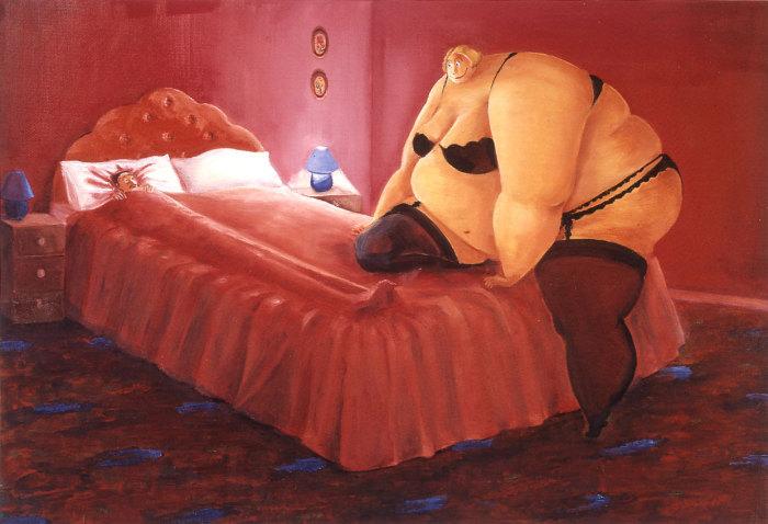 Рисунки художницы Сары-Джейн Сзикoра