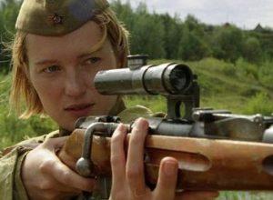Список топ 10 лучших русских фильмов про снайперов