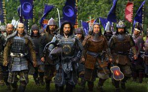 Список топ 10 лучших фильмов про самураев
