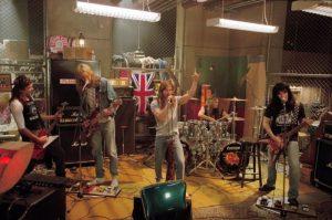 Список топ 10 лучших фильмов про рок музыку
