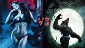 Список фильмов про вампиров и оборотней