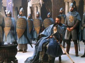 Список топ 10 лучших фильмов про рыцарей