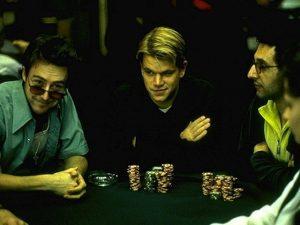 Список топ 10 лучших фильмов про покер