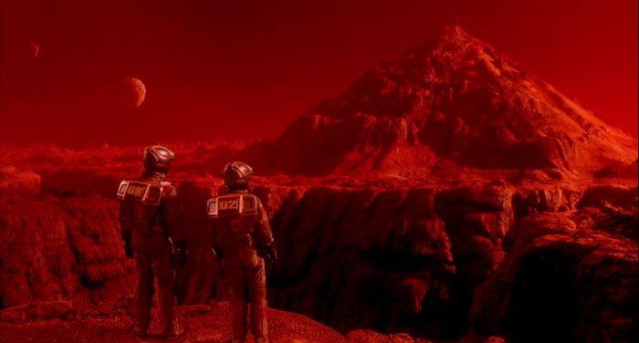Список топ 10 лучших фильмов про Марс