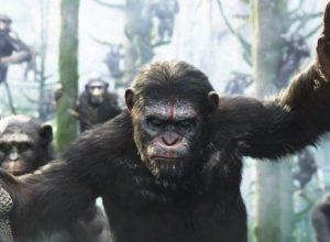 Список топ 10 лучших фильмов про обезьян