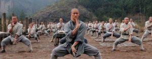 Список топ 10 лучших фильмов про Шаолинь