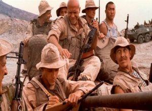 Список топ 10 лучших фильмов про войну в Афганистане