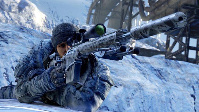 Список топ 10 лучших игр на ПК про снайперов