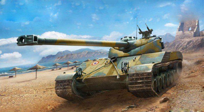Список топ 10 лучших игр на ПК про танки