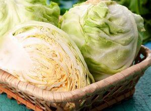 Постные блюда из капусты