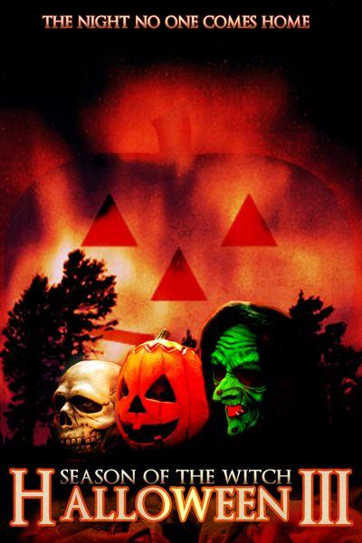 Хэллоуин 3: Время ведьм (1982)