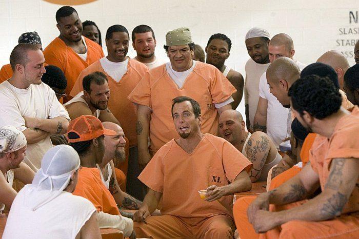 Список топ 10 лучших американских комедий про тюрьму